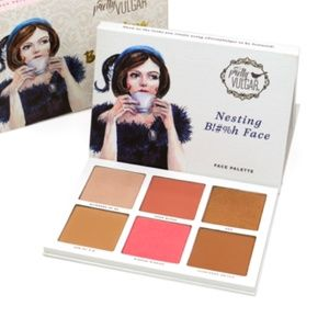 Nesting B!#%h Face Palette by Pretty Vulgar